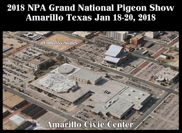 2018 NPA Grand National Show Information