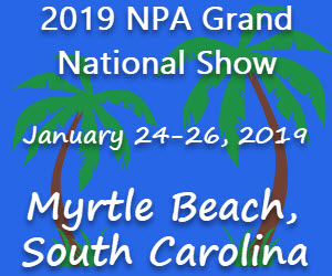 2019 NPA Grand National Pigeon Show